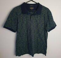 Rodd & Gunn Mens Polo Shirt Size 2XL 100% Cotton Striped