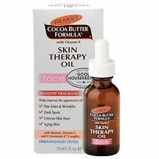 Palmer's Cocoa Butter Formula with Vitamin E, Skin Therapy Oil for Face, Rosehip
