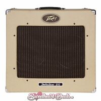 Peavey Delta Blues 210 Tube Guitar Combo Amp 2x10 Tweed