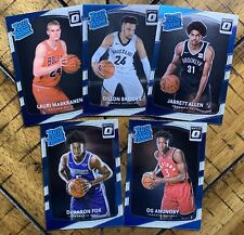 2017-18 Donruss Optic Rated Rookie RC *You Pick From List* Complete Your Set
