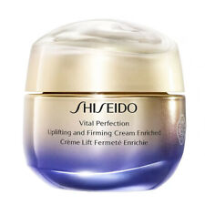 Shiseido Vital Perfection Uplifting and Firming Cream Enriched 1.7oz/50ml NEW