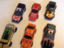 VINTAGE RARE 1985 WHIP SHIFTERS RACE CARS LOT