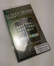 Brand New Screen Guard Protector Nokia C7 Astound