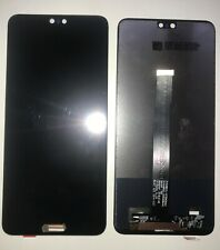 VETRO DISPLAY LCD TOUCH SCREEN SCHERMO PER HUAWEI P20 NERO EML-L09 + GLS 24H