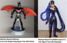 Lot of 2 Batman Beyond Burger King Toys Unopened Batman and Inque Nip