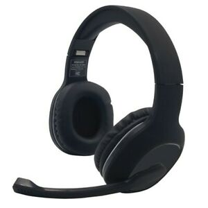 Maxell 199342 Bluetooth Headphone with Boom Microphone