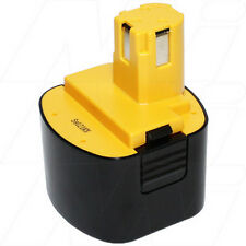 9.6V 2Ah Replacement Battery Compatible with National EZ9186