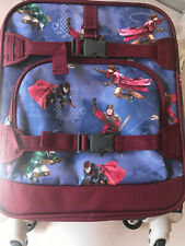 Pottery Barn Kids HARRY POTTER™ QUIDDITCH™ Spinner Luggage Small NEW