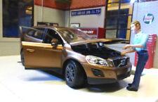 Voitures miniatures marrons pour Volvo