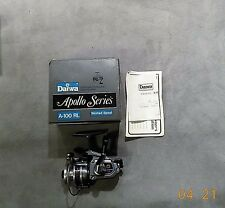 Daiwa Apollo Series A-100 RL Spinning Reel Vintage NIB