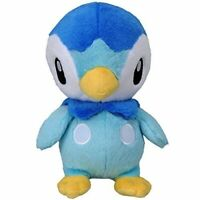 Takara Tomy Pokemon Plush Soft Piplup  (Pochama) Pocket Monster 20cm