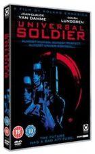 Universal Soldier 5055201803429 DVD Region 2