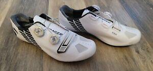 Bontrager XXX Road Cycling Shoe White Size 43 EU; 10 US NEW No Box