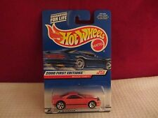 HOT WHEELS  2000-084c  First Editions  Muscle Tone  5sp  NOC 1:64 scale  (916)