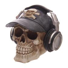 Puckator SK193 Piggy Bank Skull With Cap/sunglasses Design Audio
