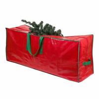 Extra Large Christmas Xmas Storage Zip Bags For Tree Decorations Lights Handles