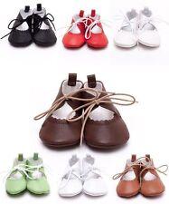 Baby-Schuhe aus Leder für Mädchen