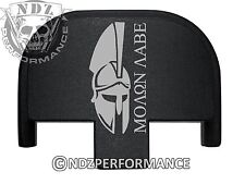 Rear Slide Plate for Smith Wesson S&W SD9 SD40 VE 9mm 40BK Molon Labe Helmet 4