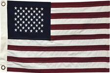"""USA Flag/Natural 17"""" x 28"""""""