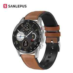 Smart Watch Men Business Bluetooth Call For Android Apple Xiaomi Huawei Sport