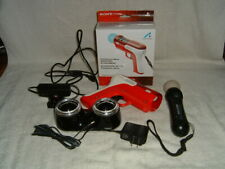 PS3 Accessories Motion Eye Camera Move Controller 2 Shooting Attachments Charger
