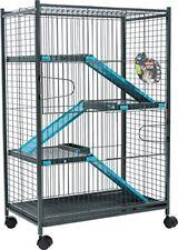 Zolux Cage pour Chinchilla/furet Bleu 72 x 43 107 cm