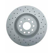 Front Disc Brake Rotor Zimmermann 100330152 For: Volkswagen Passat R32 Golf CC
