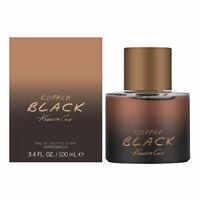 Kenneth Cole Copper Black for Men 3.4 oz Eau de Toilette Spray