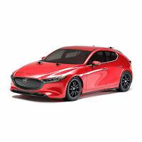 Tamiya America Inc 1/10 Mazda3 4 Wheel Drive TT-02 Kit