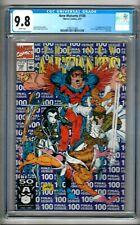 "New Mutants #100 (1991) CGC 9.8  White Pgs.  Nicieza - Liefeld  1st ""X-Force"""