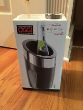 Oggi Double Wall Wine Cooler with Thermal Gel Core New