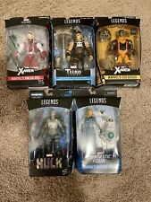 Marvel Legends LOT MISB Omega Red, Ares, SheHulk, Colossus, Invisible Woman!