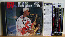 Archie Shepp - Life at the Donaueschingen -97JP MPS POCJ-2519  CD m/m- /Freejazz