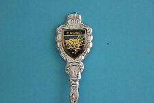 Casino New South Wales Crest Style Collectable Spoon