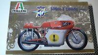 1/9 Italeri MV Agusta 1967 500cc AGOSTINI 7 Time World Champ 67-73 Unassembled