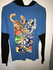 Skylanders Giants Hoodie Shirt Size XL Youth