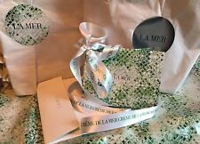 "LA MER 30""x15"" Gift Wrap/Wrapping Paper + Logo Ribbon+ Card + 2 Tissue FREE SHIP"
