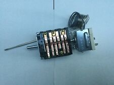 Genuine Chef Classic Oven Thermostat Control + Selector Switch EOC624S EOC624W