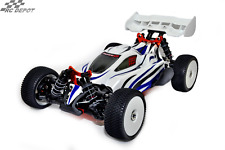 Hyper SSe Electric 1/8 Ready to Run R/C Offroad Buggy w/Blue Trim 14361 RC_DEPOT