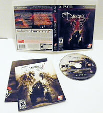 The Darkness II , Limited Edition (Sony PlayStation 3, 2012)