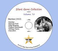 "DVD ""Maytime"" (1923) Ethel Shannon, Harrison Ford,Clara Bow,Classic Silent Drama"