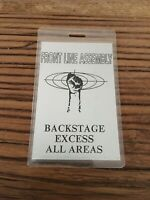 FRONT LINE ASSEMBLY -Original Tour-Pass Deutschland Tour Anfang der 90 ´iger.