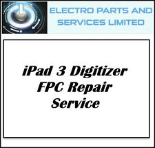iPad 3 Digitizer Touch Screen FPC Socket Connector Repair Service
