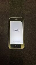 iPhone 5S AT&T 16GB Cell Smartphone Black A1533 TESTED CLEAN IMEI