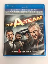 The A-Team Blu-ray / DVD 3-Disc Set with slipcover, Unrated Extended Cut, great!