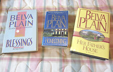 Belva Plain Lot Books Homecoming Blessings Her Father's House