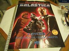 Battlestar Galactica Poster Display