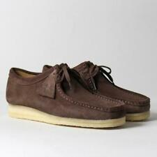 Chaussures décontractées marrons Clarks pour homme