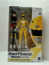 Power Rangers Lightning Collection Mighty Morphin Yellow Ranger