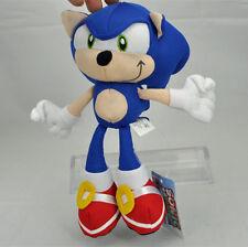 Sonic The Hedgehog SEGA Sonic 6in Plush Soft  Stuffed Doll Xmas Gifts